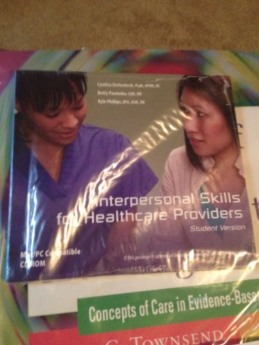 Interpersonal Skills for Healthcare Providers  Student Manual, Study Guide, etc.  edition cover