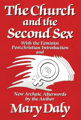 Church and the Second Sex   1986 (Revised) edition cover