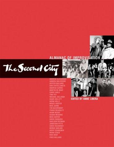 Second City Almanac of Improvisation   2004 edition cover
