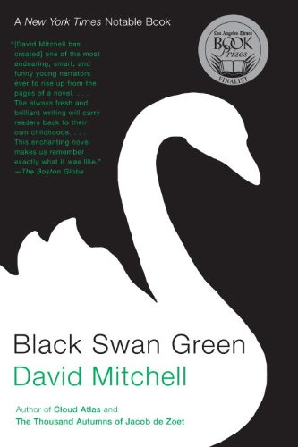 Black Swan Green   2007 edition cover