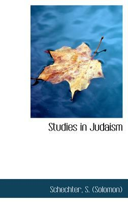 Studies in Judaism  N/A 9781113173010 Front Cover