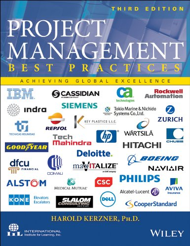 Project Management Best Practices - Achieving Global Excellence 3rd 2014 edition cover