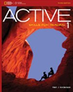 Active Skills for Reading 1 Audio CD  3rd 9781133308010 Front Cover
