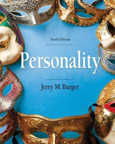 Personality:   2018 9781337559010 Front Cover