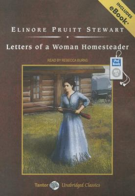 Letters of a Woman Homesteader:  2008 9781400158010 Front Cover