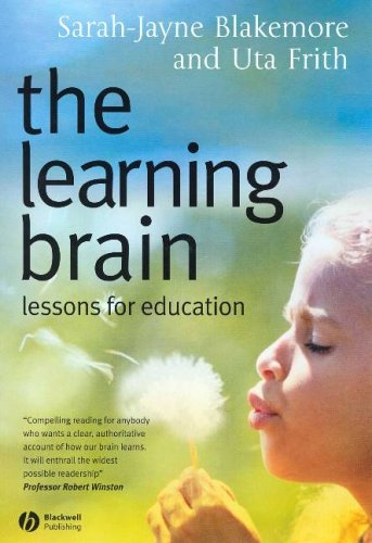 Learning Brain Lessons for Education  2005 edition cover