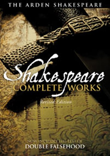 Shakespeare Complete Works  2nd 2011 (Revised) edition cover