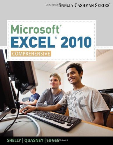 Microsoft� Excel� 2010 Comprehensive  2011 edition cover