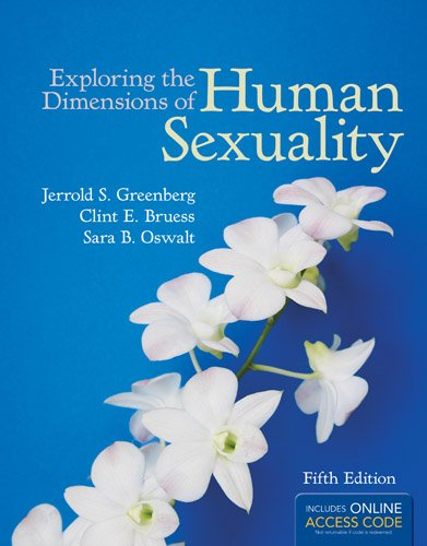 Exploring the Dimensions of Human Sexuality  5th 2014 edition cover