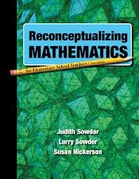 Reconceptualizing Mathematics:   2012 edition cover