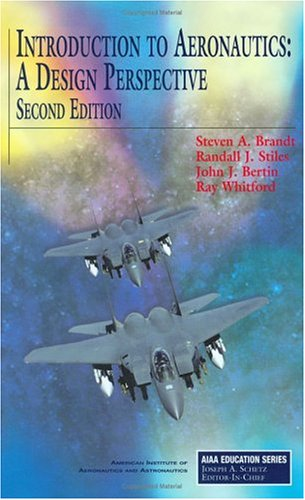 Introduction to Aeronautics A Design Perspective 2nd 2004 edition cover