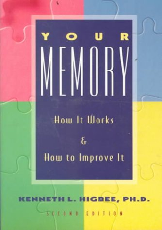 Your Memory How It Works and How to Improve It 2nd 1996 edition cover