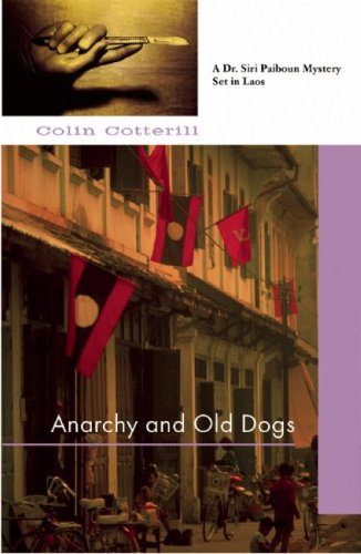 Anarchy and Old Dogs  N/A edition cover