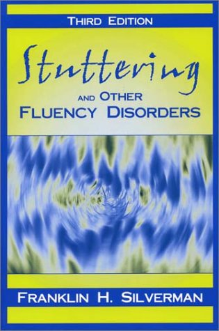 Stuttering and Other Fluency Disorders  3rd 2004 edition cover