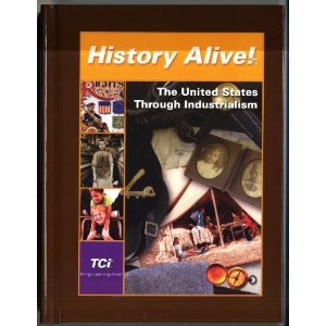 History Alive: The United States through industrialism (Student Edition) 2005 1st edition cover