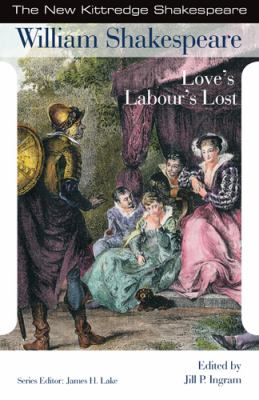 Love's Labour's Lost   2012 9781585103010 Front Cover