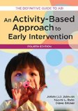 Activity-Based Approach to Early Intervention  4th 2015 edition cover
