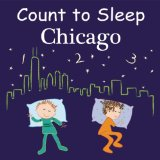 Count to Sleep Chicago  N/A 9781602192010 Front Cover