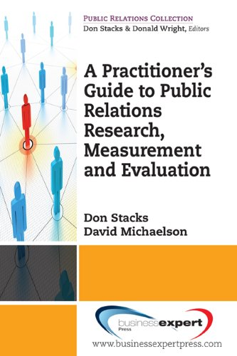 Practioner's Guide to Public Relations Research, Measurement and Evaluation   2010 edition cover
