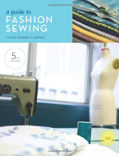 Guide to Fashion Sewing  5th 2011 edition cover