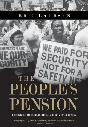People's Pension The Struggle to Defend Social Security since Reagan  2012 edition cover