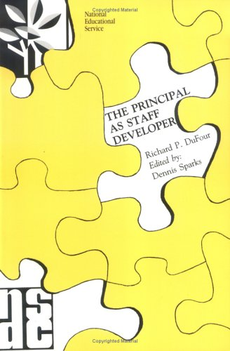 Principal as Staff Developer  N/A edition cover