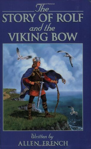 Story of Rolf and the Viking Bow  Reprint  edition cover