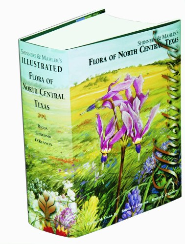 Shinners and Mahler's Illustrated Flora of North Central Texas 1st 1999 edition cover