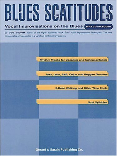 Blues Scatitudes  N/A 9781930080010 Front Cover