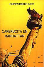 Caperucita En Manhattan:  1990 edition cover