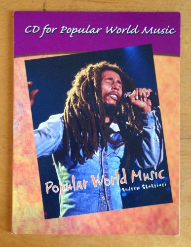 Exploring the Popular Music of the World Musical Examples  2011 9780136129011 Front Cover