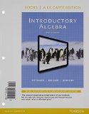 Introductory Algebra, Books a la Carte Edition  12th 2015 edition cover