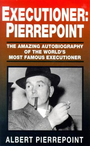 Executioner, Pierrepoint N/A edition cover