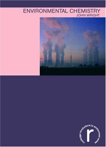 Environmental Chemistry   2003 edition cover