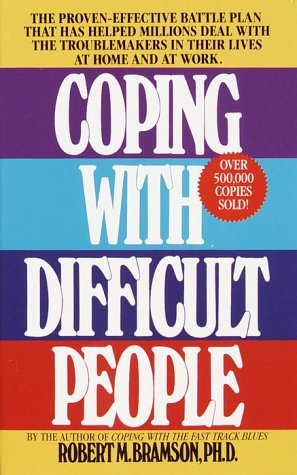 Coping with Difficult People   1981 edition cover