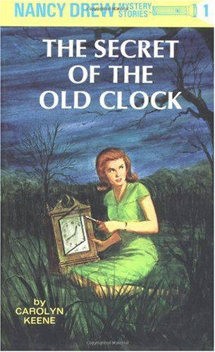 Secret of the Old Clock   1987 edition cover