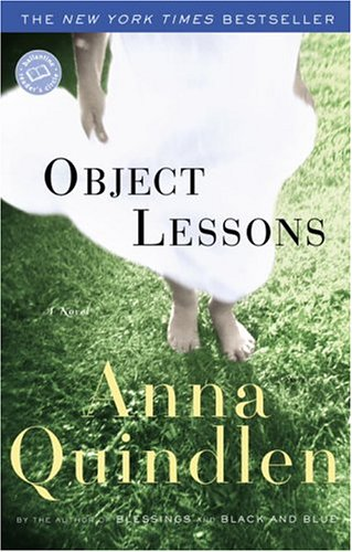 Object Lessons   2003 edition cover