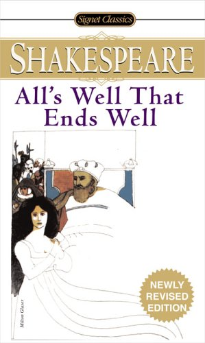 All's Well That Ends Well  2nd 2005 edition cover