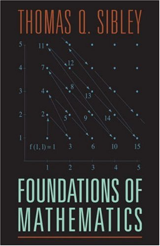 Foundations of Mathematics   2009 edition cover
