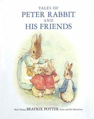 Tales of Peter Rabbit and His Friends N/A edition cover