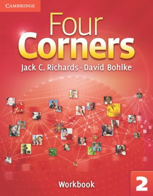 Four Corners Level 2 Workbook   2011 edition cover