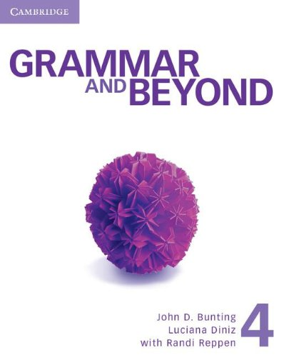 Grammar and Beyond Level 4 Student's Book   2012 (Student Manual, Study Guide, etc.) edition cover