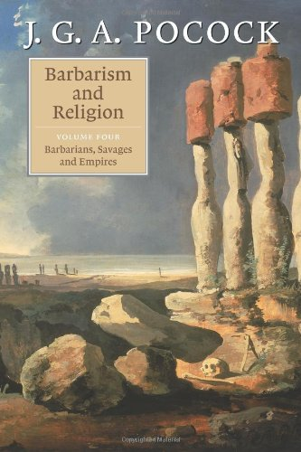 Barbarism and Religion Barbarians, Savages and Empires  2008 9780521721011 Front Cover