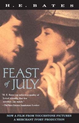Feast of July  N/A 9780679765011 Front Cover