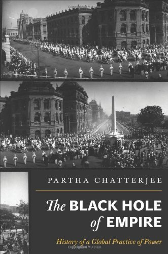 Black Hole of Empire History of a Global Practice of Power  2012 9780691152011 Front Cover