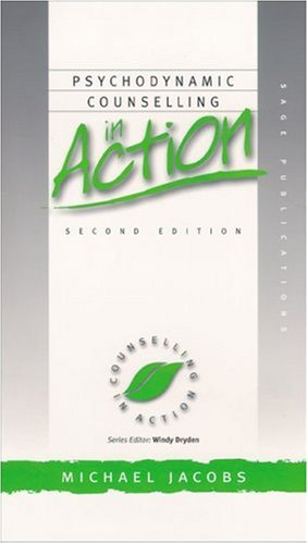 Psychodynamic Counselling in Action  2nd 1999 9780761963011 Front Cover