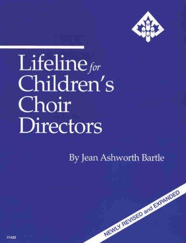 Lifeline for Children's Choir   1995 edition cover