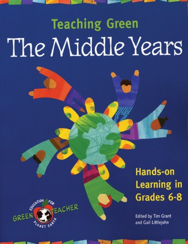 Middle Years   2004 edition cover