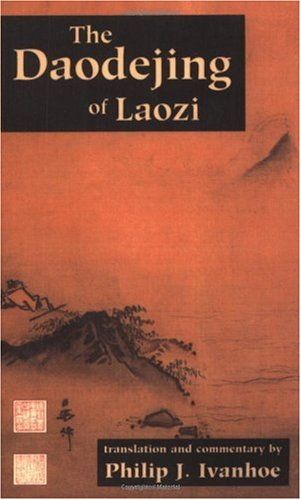 Daodejing of Laozi  Reprint  edition cover