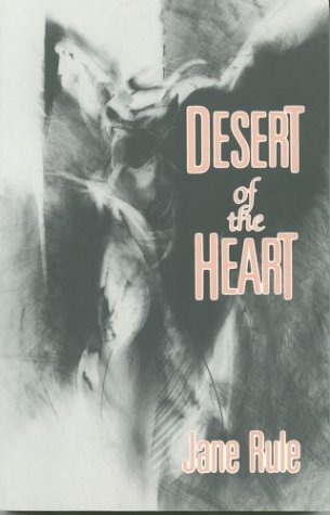 Desert of the Heart  1991 (Revised) edition cover